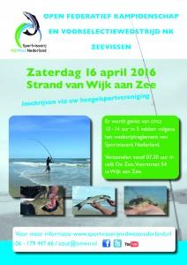 20160216 - Flyer Zeeviswedstrijd 2016