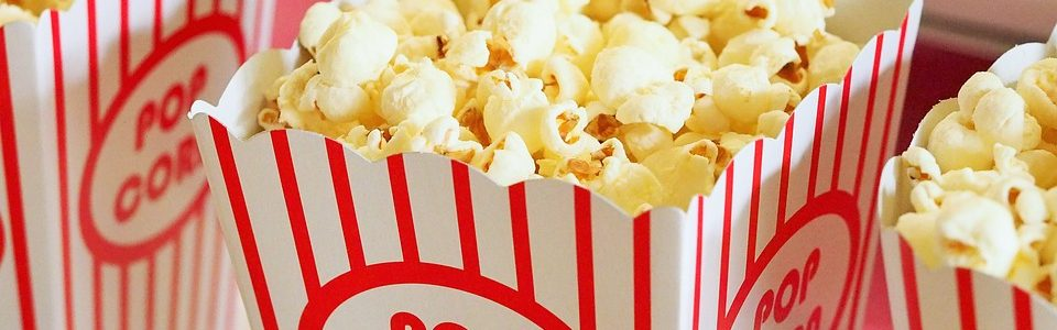Popcorn filmavond